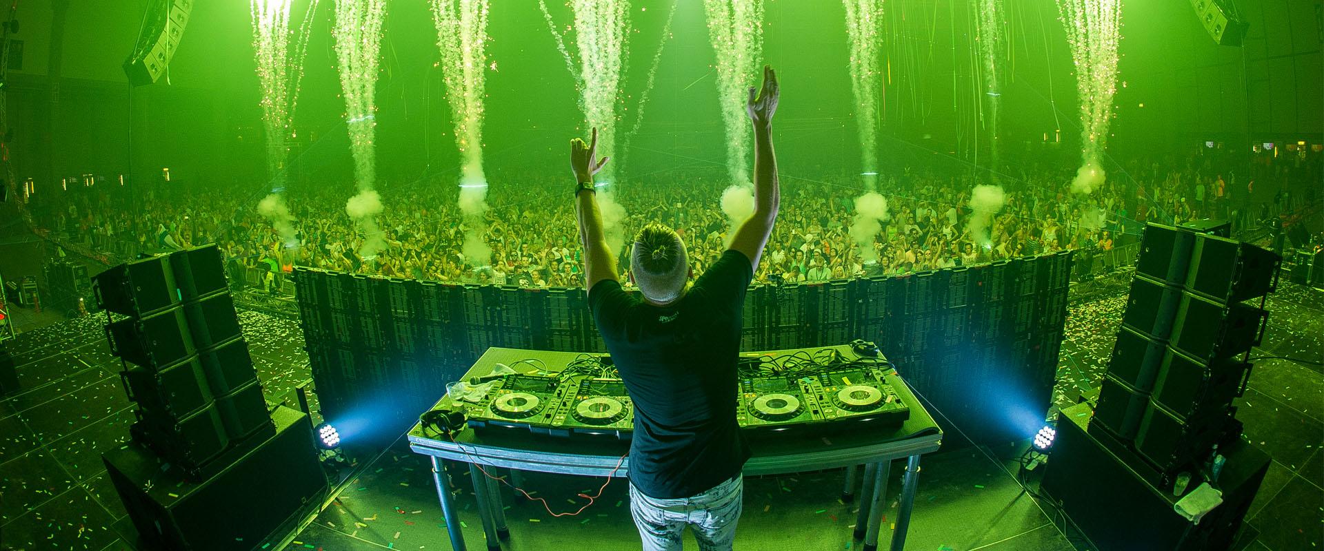 DJGear.fi DJ Orkidea